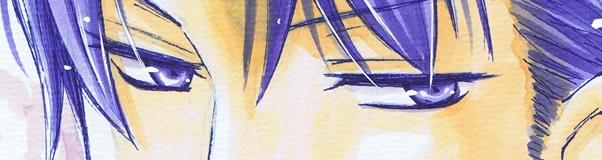 色紙描きました
